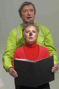 François Chattot et Martine Schambacher - Critique sortie Théâtre