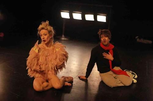 Découvrir des danses autres - Critique sortie Avignon / 2011