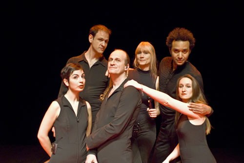 Les Grandes Gueules chantent <i>Poéziques</i> - Critique sortie Avignon / 2011