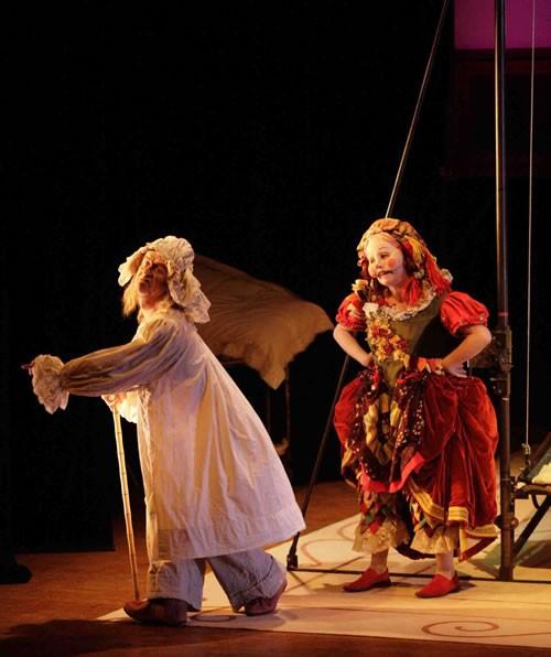 Le Malade imaginaire et le Songe d'une nuit d'été - Critique sortie Avignon / 2011