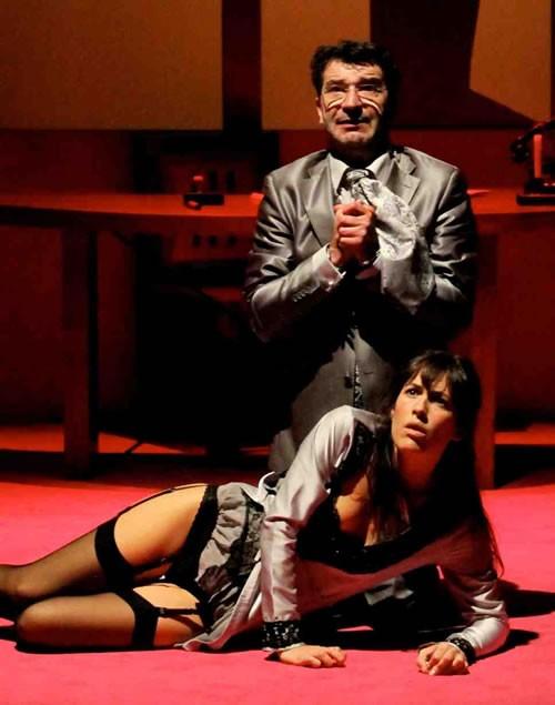 Mais n'te promène donc pas toute nue ! - Critique sortie Avignon / 2011