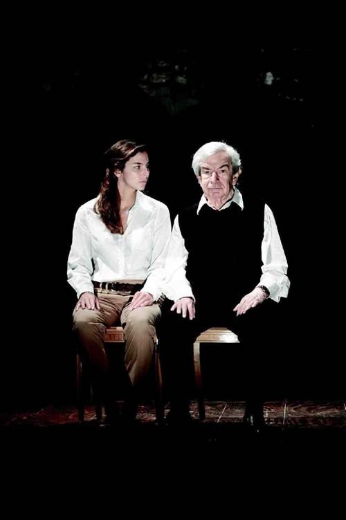 Monsieur, j'ai deux mots à te dire - Critique sortie Avignon / 2011