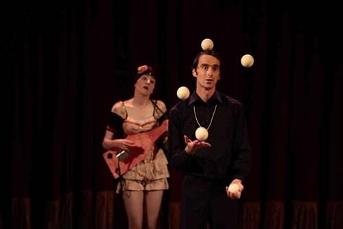 Pétrolina et Mascarpone - Critique sortie Avignon / 2011