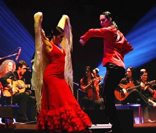 Al Andalus Flamenco Nuevo - Critique sortie Avignon / 2011