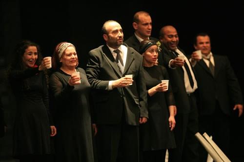 Yahia Yaïch – Amnesia - Critique sortie Avignon / 2011