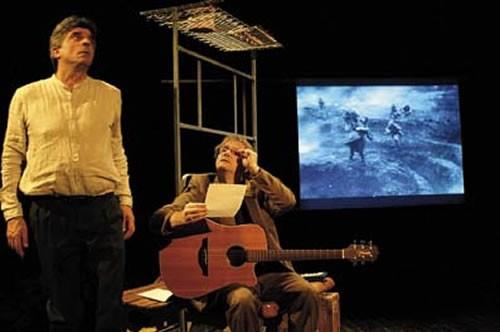 Apollinaire, mes Amours - Critique sortie Avignon / 2011