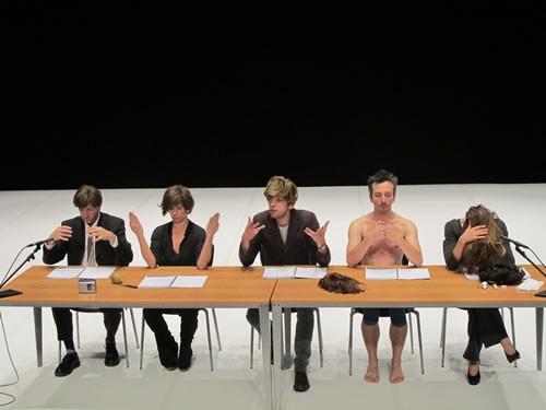 Le Cabaret discrépant - Critique sortie Avignon / 2011