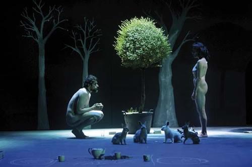 Désespoir atrabilaire - Critique sortie Avignon / 2011
