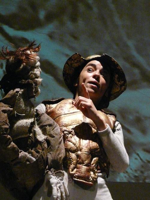 Quichotte - Critique sortie Avignon / 2011