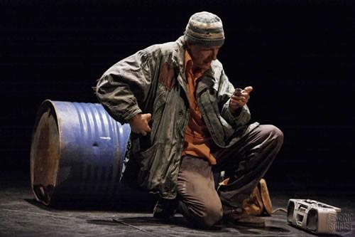 Duo pour un mur - Critique sortie Avignon / 2011