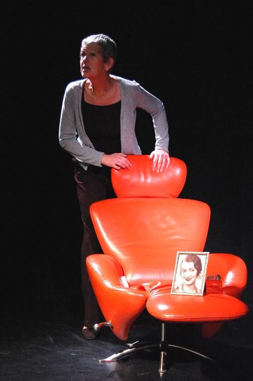 Une psychanalyste qui vacille… - Critique sortie Avignon / 2011