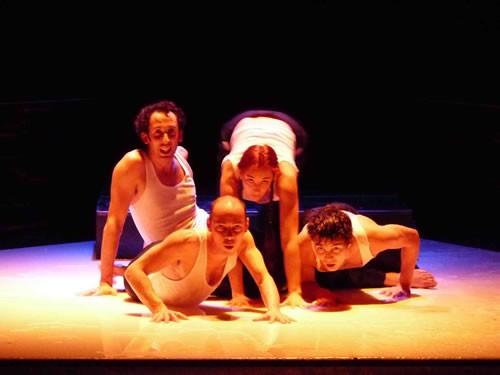 Le Chant du Dire-Dire - Critique sortie Avignon / 2011