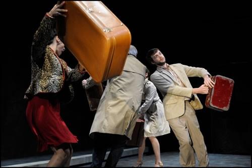 Le Quai des oubliés - Critique sortie Avignon / 2011