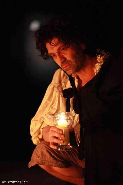 Moi, Caravage - Critique sortie Avignon / 2011