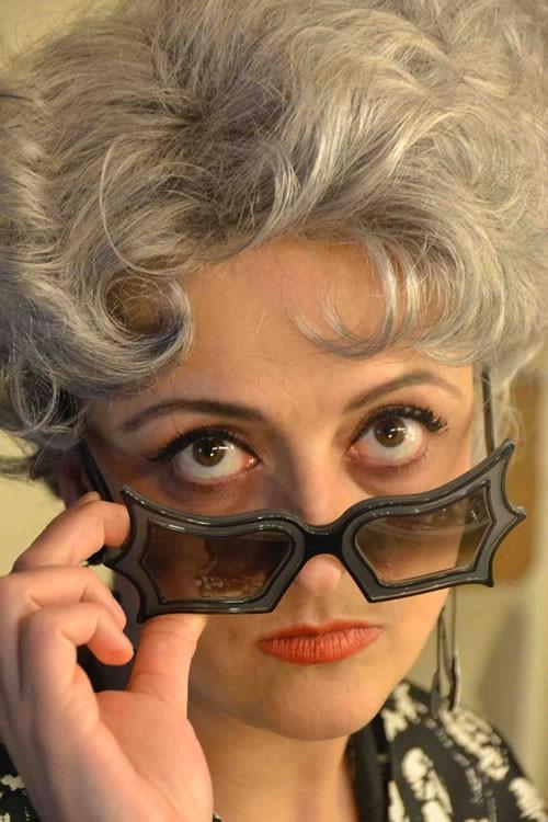Peggy Guggenheim : Femme face à son miroir - Critique sortie Avignon / 2011