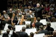 Photo Crédit : Bruno Amsellem : Depuis septembre, Leonard Slatkin est le nouveau directeur musical de l'Orchestre national de Lyon.