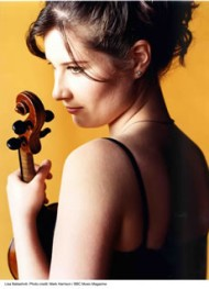 Lisa Batiashvili - Critique sortie Classique / Opéra