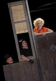 La Folie Sganarelle : L'Amour médecin, Le Mariage forcé, la Jalousie du Barbouillé - Critique sortie Théâtre