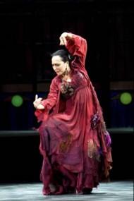 Cristina Hoyos - Critique sortie Danse