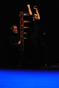 Andres Marin - Critique sortie Danse