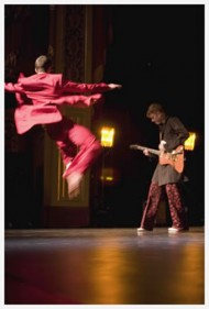 Dancing with the Sound Hobbyist - Critique sortie Danse