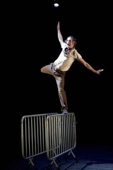 Obstacle - Critique sortie Danse