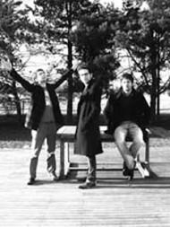 Théo Ceccaldi Trio - Critique sortie Jazz / Musiques