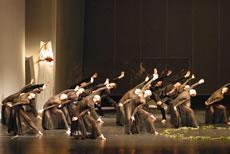 Orphée et Eurydice - Critique sortie Danse