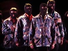 Comédie tchétchène (pas toujours très drôle) - Critique sortie Théâtre