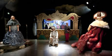 La Princesse transformée en steak-frites - Critique sortie Théâtre
