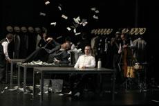 Le Système de Ponzi - Critique sortie Théâtre