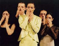 1980 – Une pièce de Pina Bausch - Critique sortie Danse