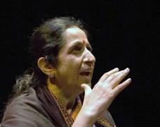Aruna Sayeeram - Critique sortie Jazz / Musiques