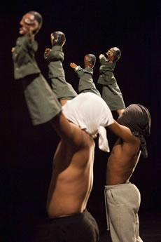 Congo my body - Critique sortie Danse