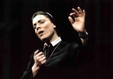 Haïm, à la lumière d'un violon - Critique sortie Théâtre