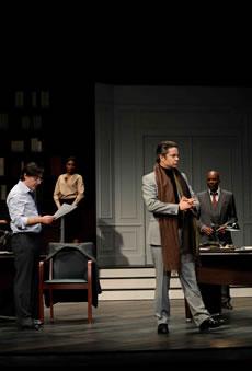Race - Critique sortie Théâtre