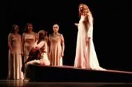 Crédit photo : MCNN - Leroux Claire Légende photo : Olivier Broda révèle, avec Antigone, l'essence de la tragédie.