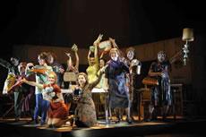 Belles-sœurs - Critique sortie Théâtre