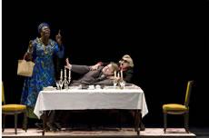 Erzuli Dahomey, déesse de l'amour - Critique sortie Théâtre