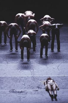 Le Sacre du Printemps - Critique sortie Danse