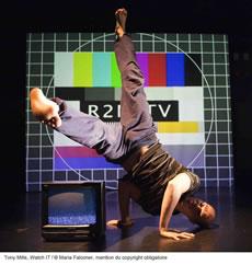 Danse HipHop Tanz - Critique sortie Danse