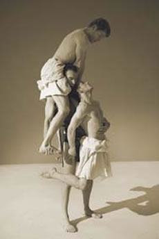 Ecorchés Vifs et Opulences Tragiques - Critique sortie Danse