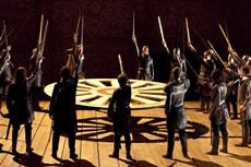 Graal Théâtre – Merlin l'enchanteur - Critique sortie Théâtre