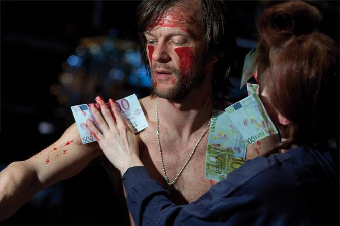 Die Kontrakte des Kaufmanns. Eine Wirtschaftskomödie - Critique sortie Avignon / 2012