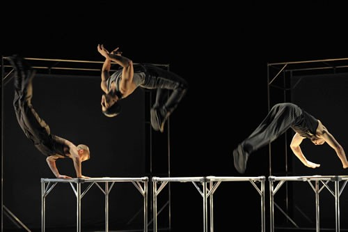 En quête - Critique sortie Avignon / 2012