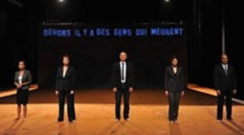 Hôtel Palestine - Critique sortie Avignon / 2012