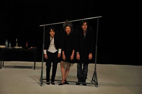 Je cherchai dans mes poches - Critique sortie Avignon / 2012