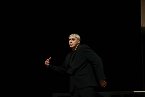 L'irréductible énigme de la vie - Critique sortie Avignon / 2012