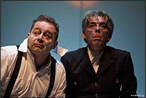 Laurel et Hardy vont au paradis - Critique sortie Avignon / 2012