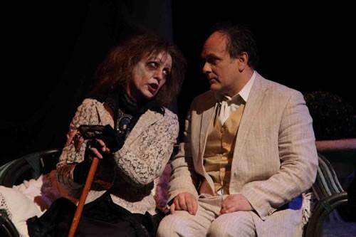 Sarah et le cri de la langouste - Critique sortie Avignon / 2012